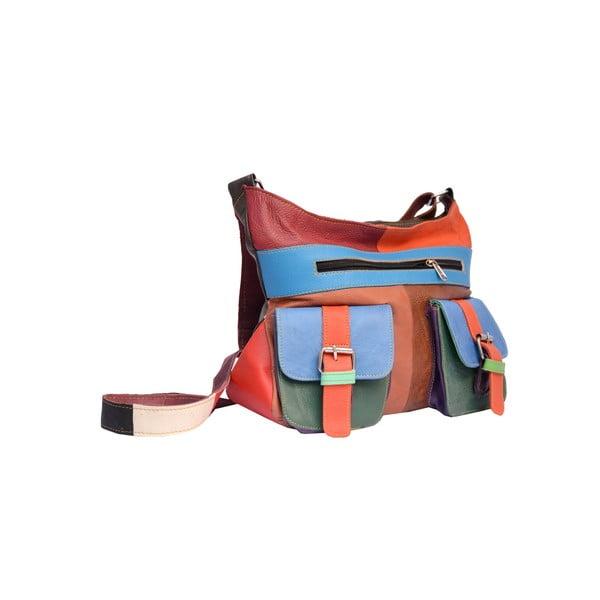 Kožená taška Bolso Piel Multi