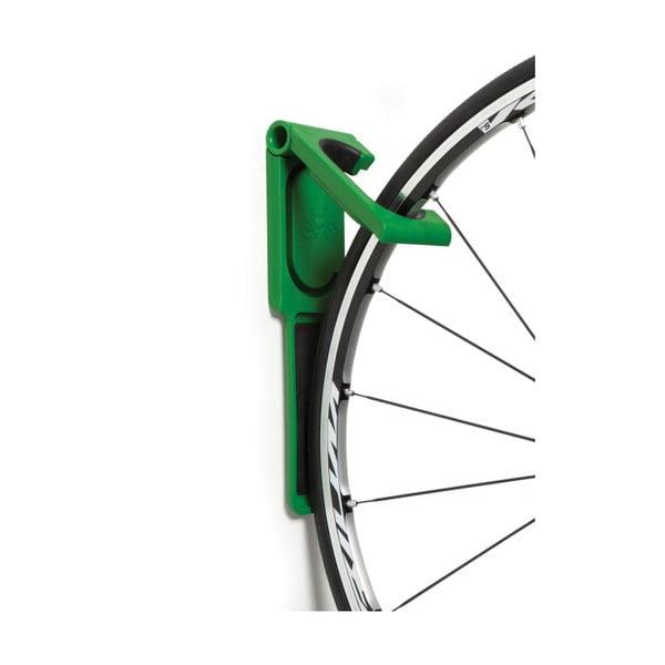 Designový držák na kolo Endo, zelený