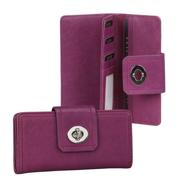 Peněženka Twister Violet