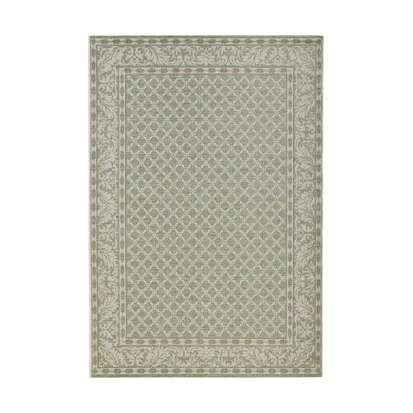Zelený koberec vhodný aj do exteriéru Royal, 115 × 165 cm