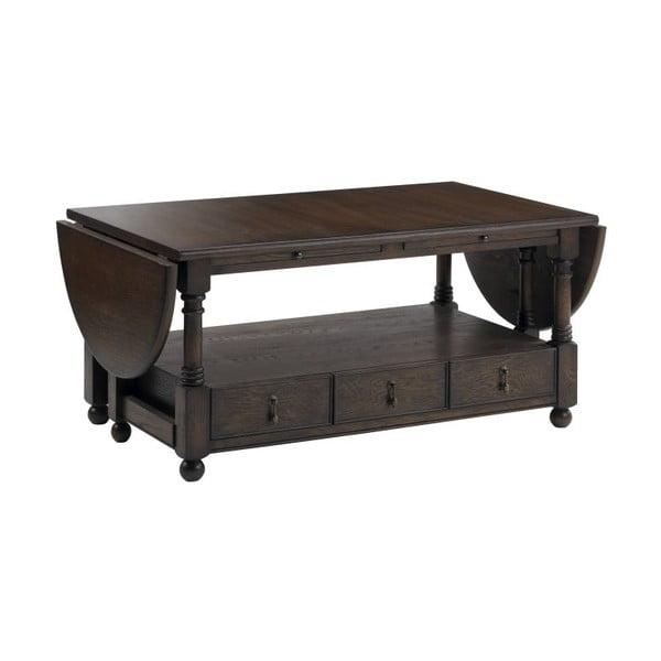 Konferenční stolek Akropolis Brown
