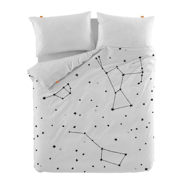 Povlak na peřinu Blanc Constellation, 140x200cm