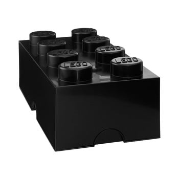 Cutie depozitare LEGO®, negru de la LEGO®