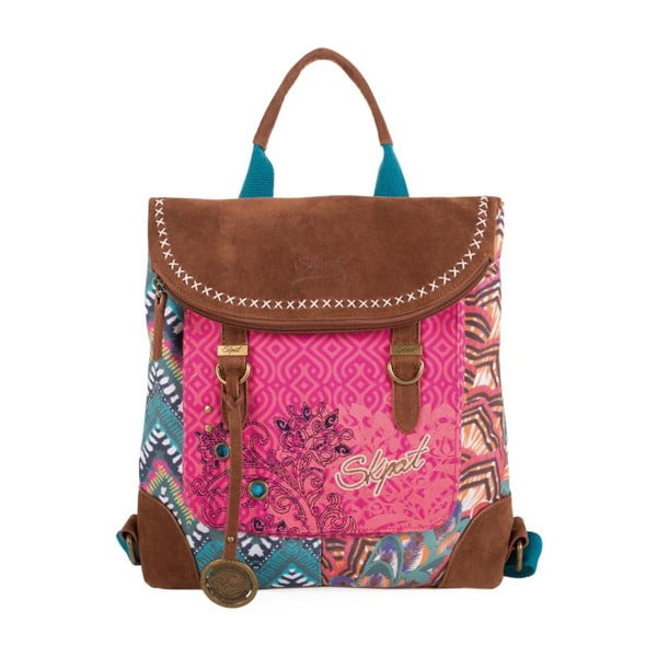 Pestrobarevný batoh SKPA-T, 28 x 31 cm