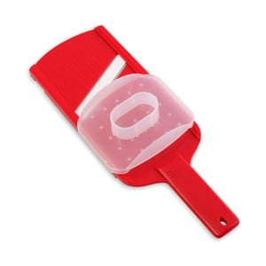 Keramické struhadlo Colori, červené