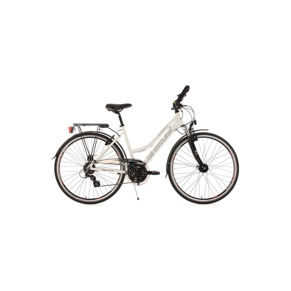 "Kolo Norfolk Bike White, 28"", výška rámu 48 cm"