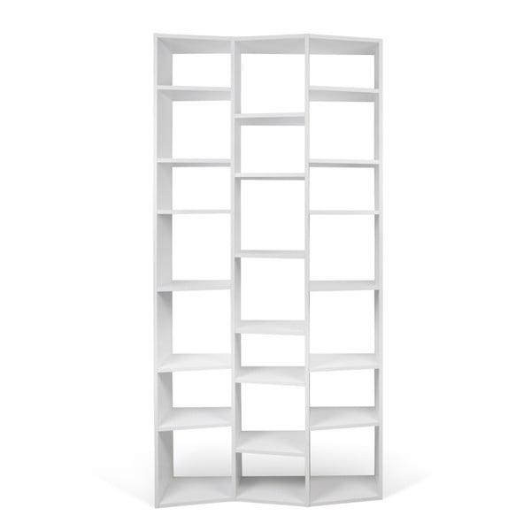 Valsa fehér könyvespolc - TemaHome