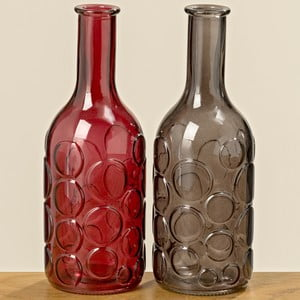 Set 2 vaze din sticlă Boltze Milas