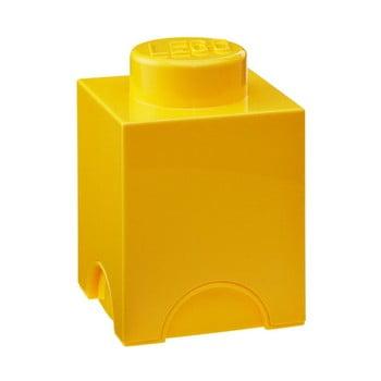 Cutie depozitare LEGO®, galben de la LEGO®