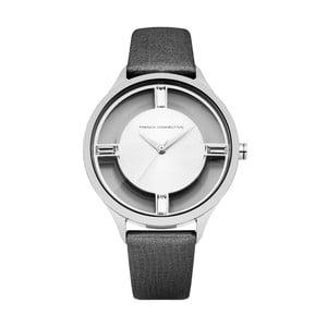 Šedé dámské hodinky French Connection Brigitte