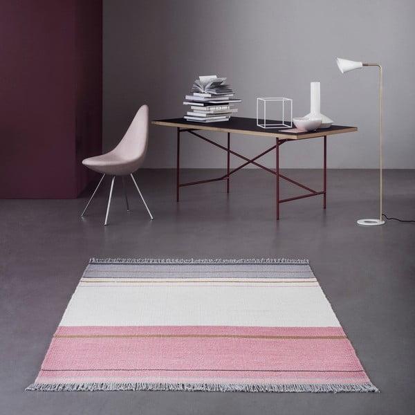 Vlněný koberec Linie Design Metallum Powder, 200x300 cm