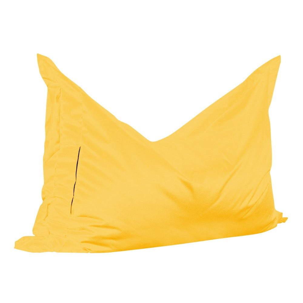 Žlutý sedací vak Sit and Chill Panay