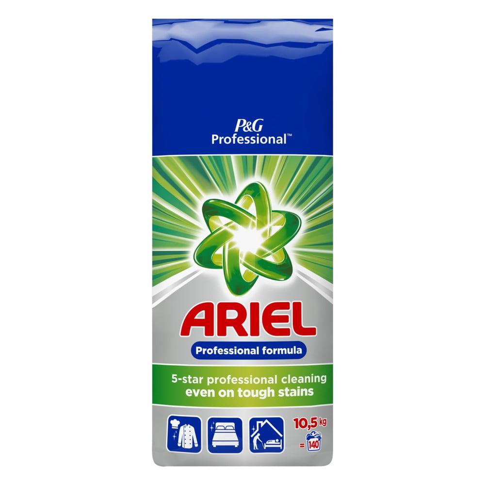 Rodinné balení pracího prášku Ariel Regular, 9,8 kg (140 pracích dávek)
