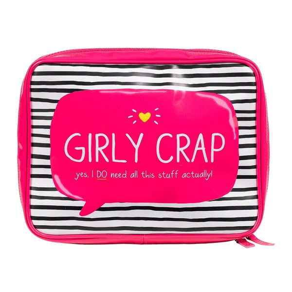 Kometická taška Happy Jackson Girly Crap