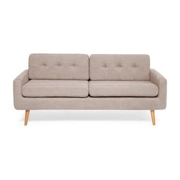 Canapea cu 3 locuri Vivonita Ina bej