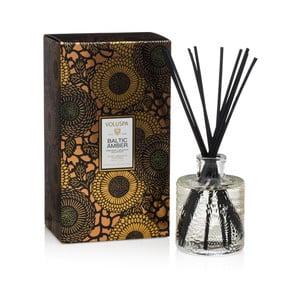 Difuzor de parfum Voluspa Limited Edition, aromă de rășină, vanilie, orhidee și santal, 4-6 luni