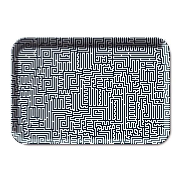 Servírovací tác, Labyrinth