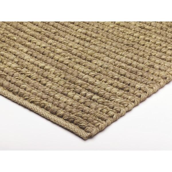 Jutový koberec Jute Loop Natural, 160x230 cm