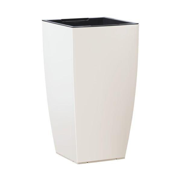 Vysoce odolný květináč Casa Brilliant 57x30 cm, bílý
