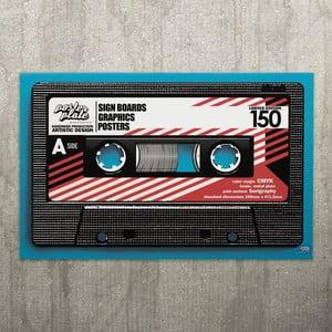 Cedule Tape, 28x45 cm