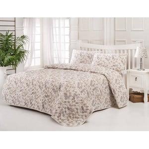 Sada prošívaného přehozu přes postel polštáře Single 197, 160x220 cm