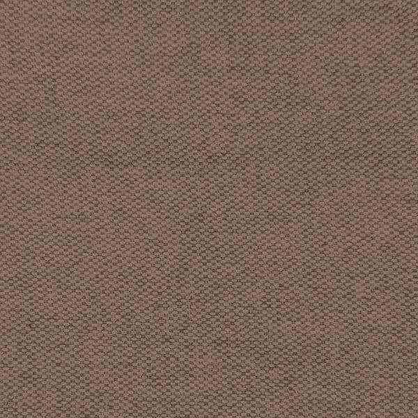 Tmavě hnědá postel s přírodními nohami Vivonita Kent,160x200cm