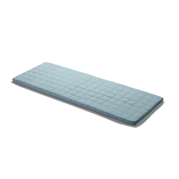Modrá hrací matrace Flexa Room, 60 x 140 cm