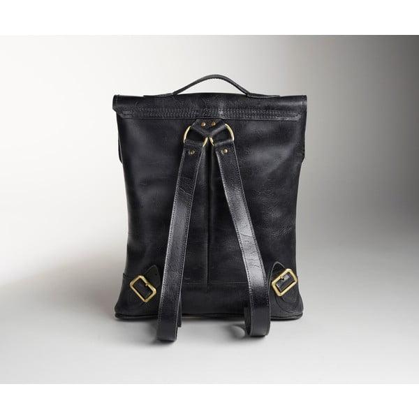 Pánský kožený batoh Winter Smoke