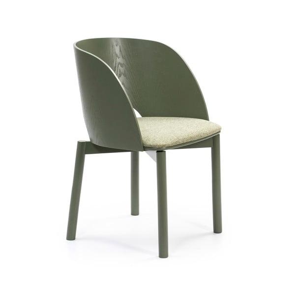 Zielone krzesło Teulat Dam