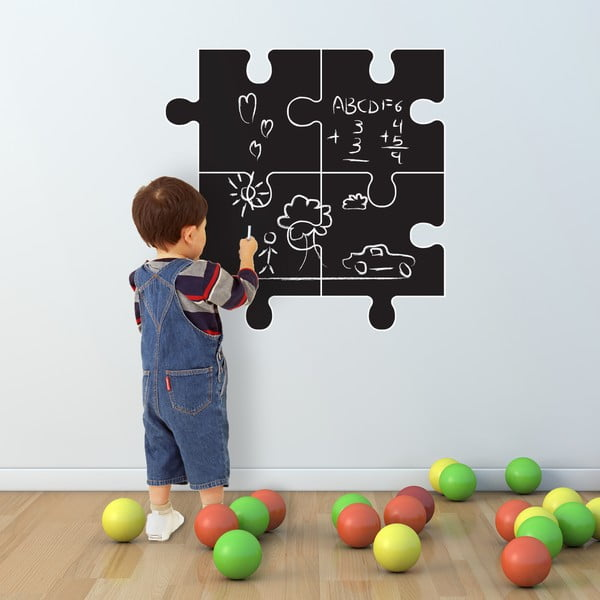 Tabulová samolepka Walplus Puzzle