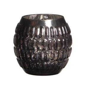 Stojan na svíčku Tavira Grey, 7 cm