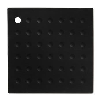 Suport cană din silicon Premier Housewares Zing, negru imagine