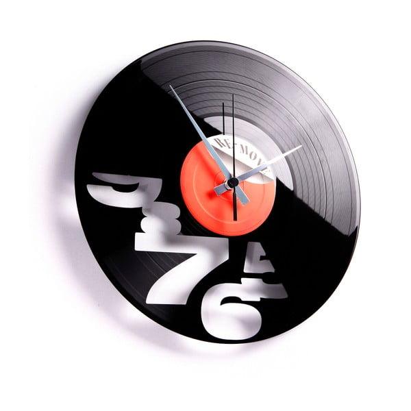 Vinylové hodiny Never Work 9 to 5 Again