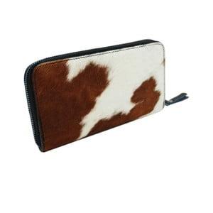 Kožená peněženka se vzorem Andrea Cardone Spotted