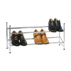 Suport extensibil pentru pantofi Premier Housewares Chrome Frame