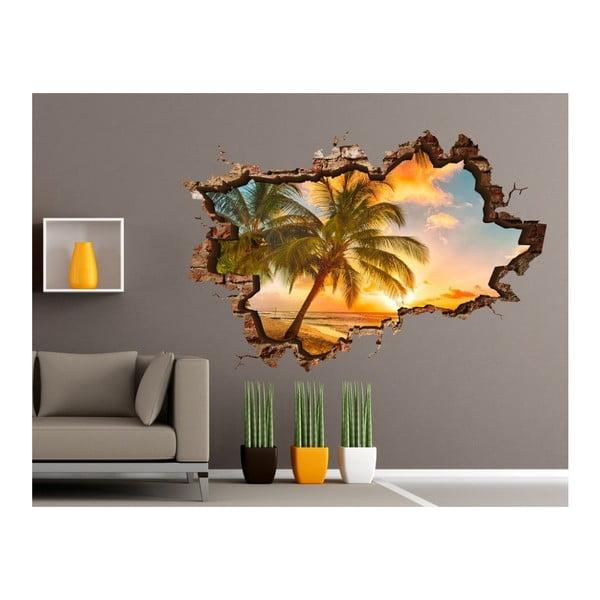 Autocolant de perete 3D Art Tine, 70 x 45 cm