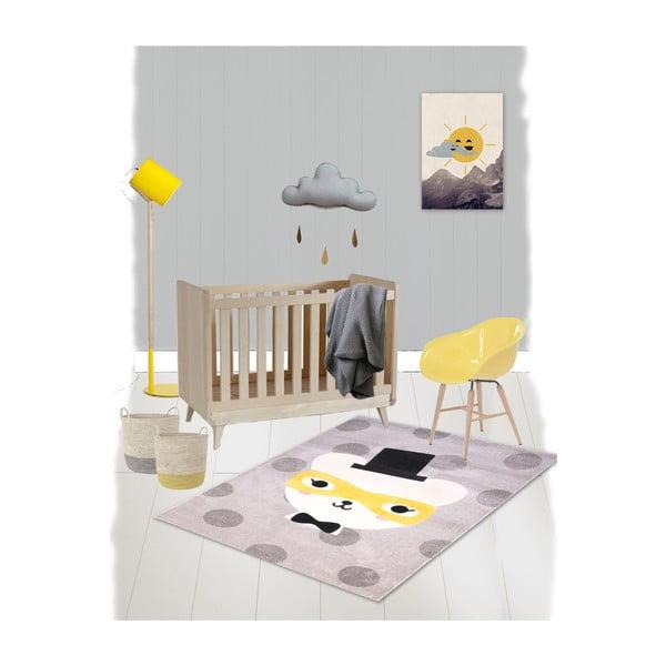 Dětský koberec Nattiot Sweet Polka,120x170cm
