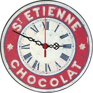 Nástěnné hodiny St Etienne, 30 cm