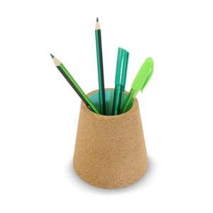 Zelený korkový stojánek J-Me Cone