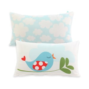 Bavlněný povlak na polštář Mr. Fox Little Birds 50x30cm