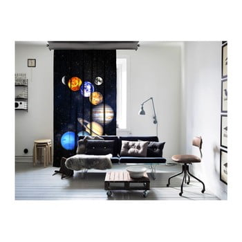 Draperie Curtain Kahnia, 140 x 260 cm imagine