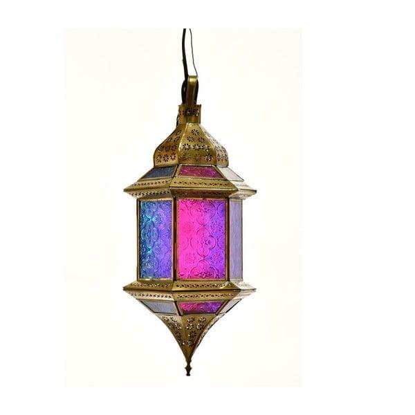 Arabské stínítko Goa 19x37 cm
