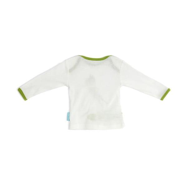 Dětské tričko Peter s dlouhým rukávem, vel. 6 až 9 měsíců