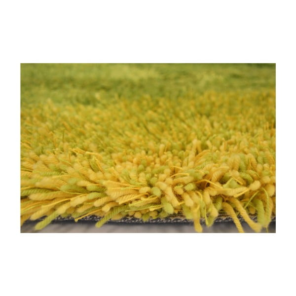 Koberec Bakero Oscar Yellow Green 170x240 cm