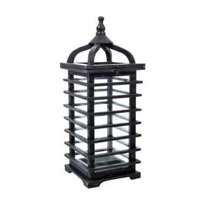 Lucerna Oriental Black, 25x25x62 cm
