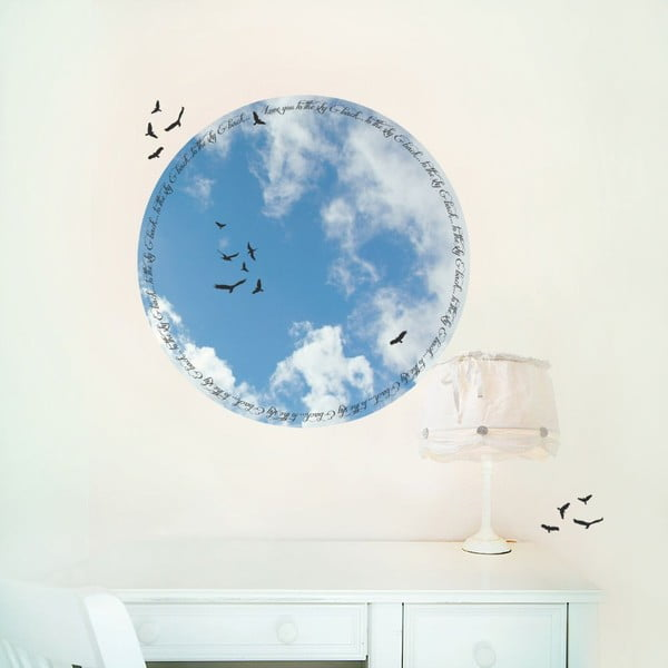 Samolepka Skylight Love You To The Sky And Back Medium