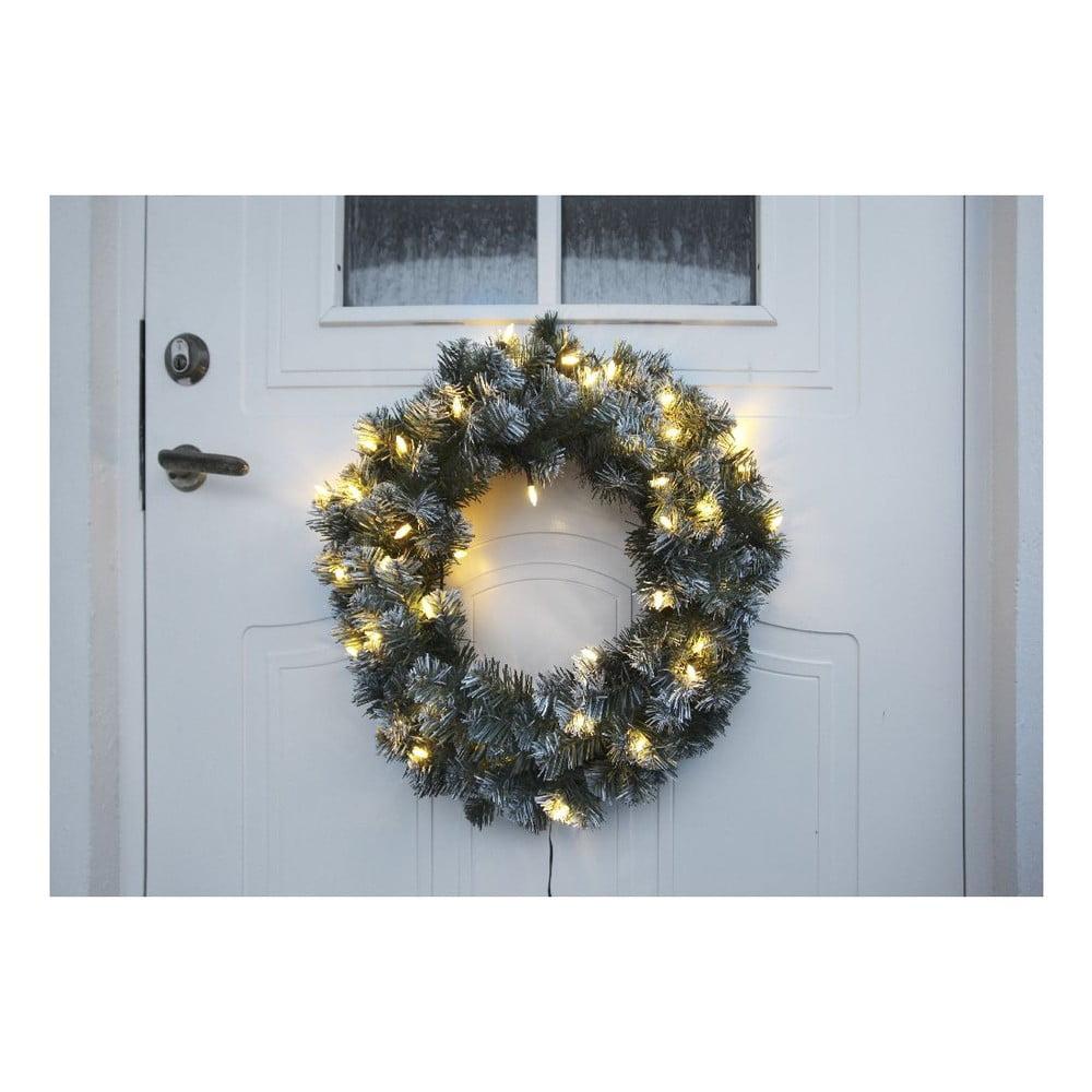 LED svítící věnec Best Season Wreath, ⌀ 50 cm