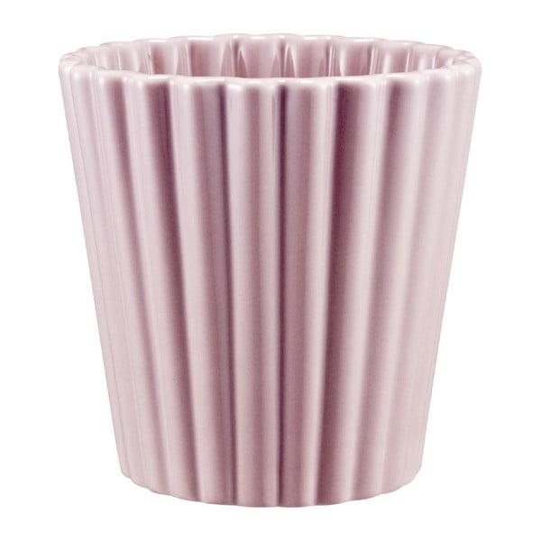 Květináč Cupcake, růžový