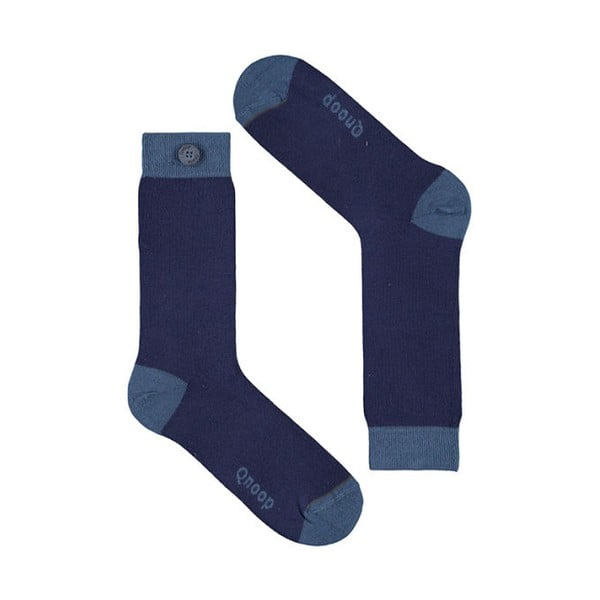Ponožky Qnoop Ink Blue, vel. 43-46