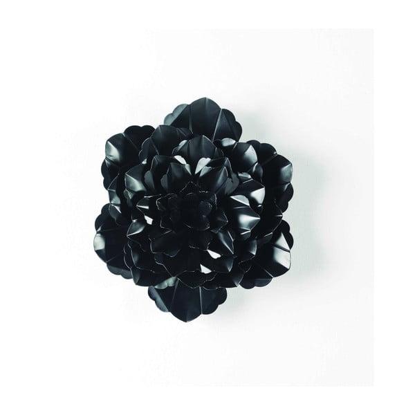 Bunga fekete dekoráció, ⌀ 39 cm - Thai Natura